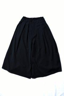 Wool Gabardine 袴 Pants