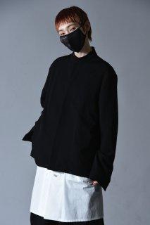 Wool Gabardine KAMATA Jacket