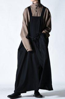 Wool Gabardine All In One Unisex Skirt