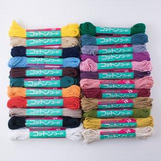コットンコード・細25m※色糸は別値
