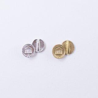 キャストピューターブリッジパーツ コイン型(2個入り)