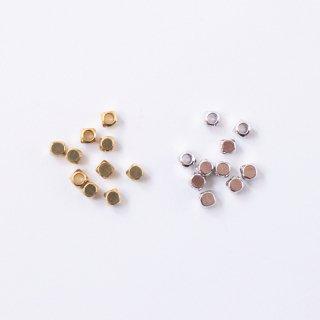 ハイクオリティメタルビーズ 4mm(10個入り)