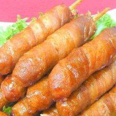 肉巻きおにぎり棒 送料無料 50g×8本 肉巻きおにぎり 宮崎名物 お試し お取り寄せ 豚肉 コシヒカリ