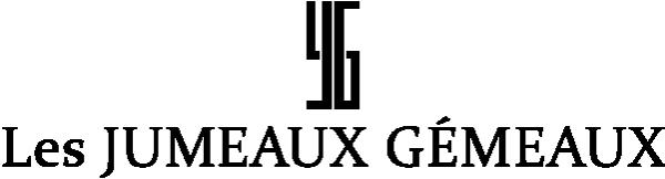 Les JUMEAUX GEMEAUX   レ ジュモージェモー