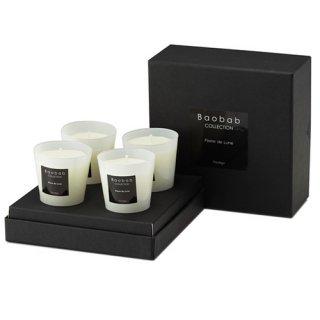 CANDLLE LES PRESTIGIEUSES Pierre de Lune / Gift Box | BAOBAB バオバブ