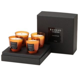 SALE! 55%0ff キャンドルセット Cuir de Russie / Gift Box | BAOBAB バオバブ<img class='new_mark_img2' src='https://img.shop-pro.jp/img/new/icons50.gif' style='border:none;display:inline;margin:0px;padding:0px;width:auto;' />