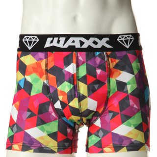 <img class='new_mark_img1' src='https://img.shop-pro.jp/img/new/icons24.gif' style='border:none;display:inline;margin:0px;padding:0px;width:auto;' />50%off! Boxer : DIAMONDS | WAXX | ワックス