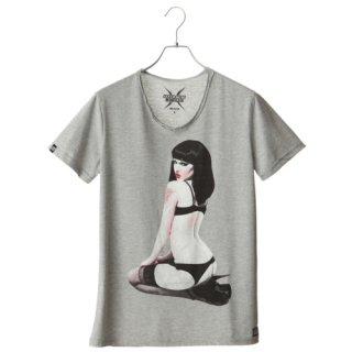 Tshirt-geisha   WAXX   ワックス