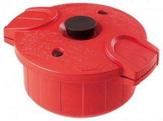 レッド 電子レンジ圧力鍋 極み味/MWP1_239564