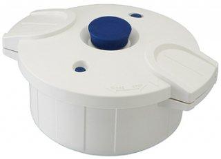 電子レンジ圧力鍋【極み味】ホワイト/MWP1_239557
