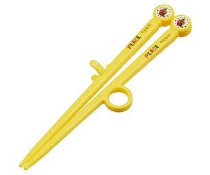 はらぺこあおむし お子様の箸の練習に トレーニング箸【右利き用】/ADT2_346576