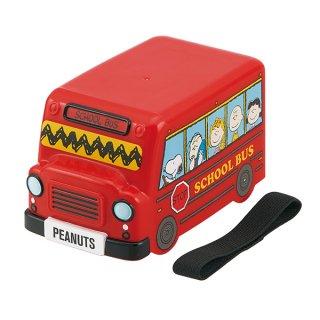 子供用 バス型 弁当箱 460ml スヌーピー|電子レンジ対応/DLB5_377969