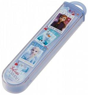 子ども用スライド歯ブラシケース アナと雪の女王2/TBC4_492037