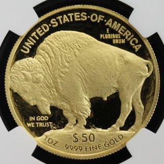 アメリカ United States of America バッファロー 50ドル金貨 Early Releases 2010年W NGC PF70 ULTRA CAMEO