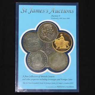 St James's Auctions Auction9 Wednesday 18th June 2008 Baldwin's Auctions