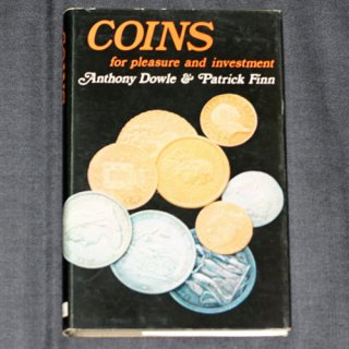 COINS for pleasure and investment  Anthony Dowl & Patrick Finn共著