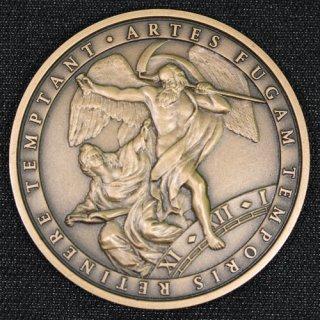 パテック フィリップ PATEK PHILIPPE ミュージアム開館記念 メダル 2001年