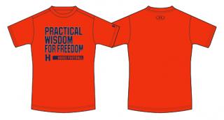 UA法政憲章Tシャツ(ORG)