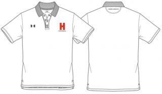 UAポロシャツ(WHT)
