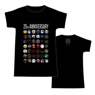 25th Anniversary T-Shirts