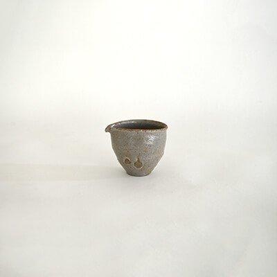 西川聡 灰釉 茶海