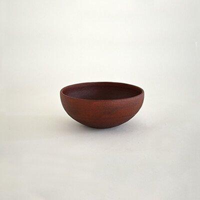 西川聡 赤い鉢 小