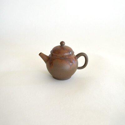 伊藤雅風 藻掛 輪珠茶銚