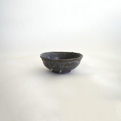 鶴野啓司 長石釉 小鉢