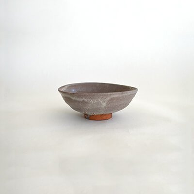 鶴野啓司 益子土 平鉢