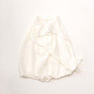 リボン結びスカート