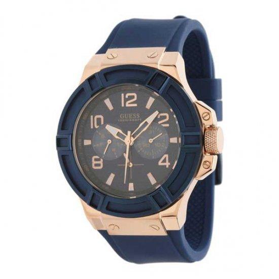 d289514453 セクシー】GUESS ゲス Rigor リガー 腕時計 メンズ U0247G3 ラバー ...