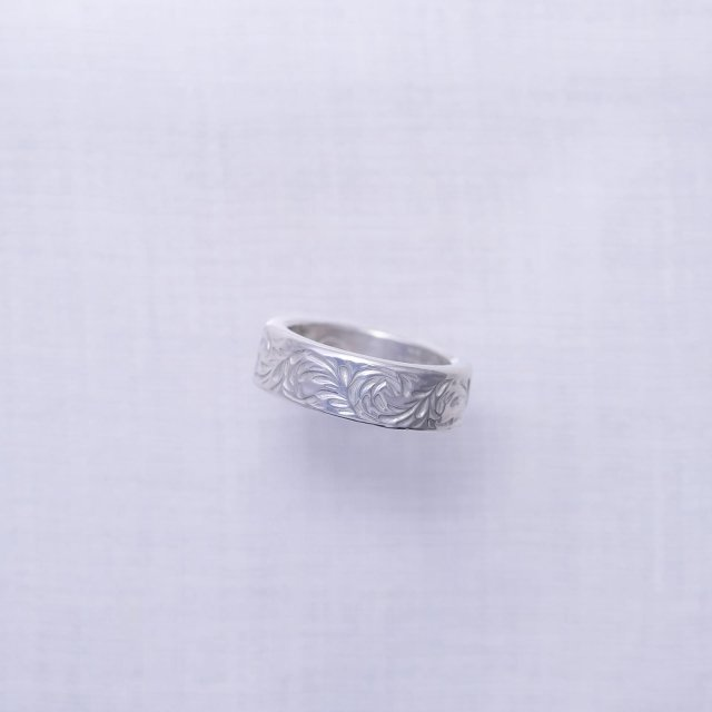 KARAKUSA Ring Thick
