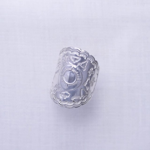 Native Stamp Ring