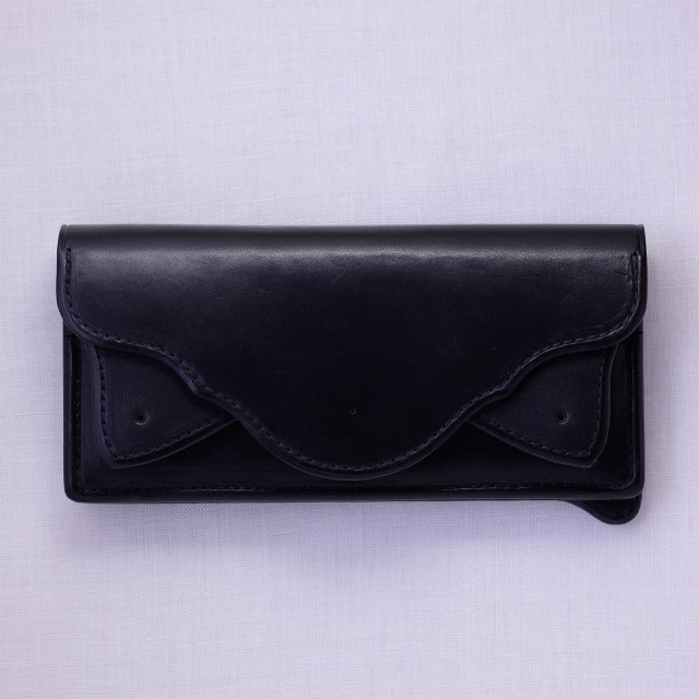 Long Wallet 2 ( Black )