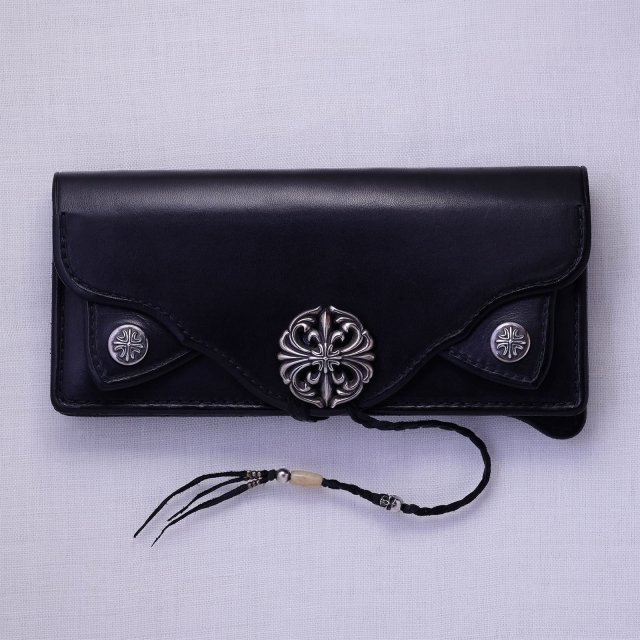 Long Wallet 2 / Setup 1 ( Black )