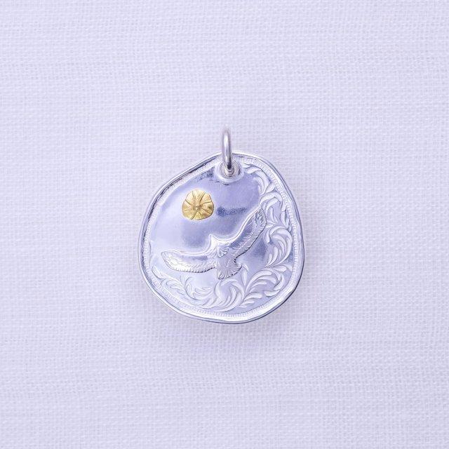 KARAKUSA Top LL with Mini Eagle / Gold Point S