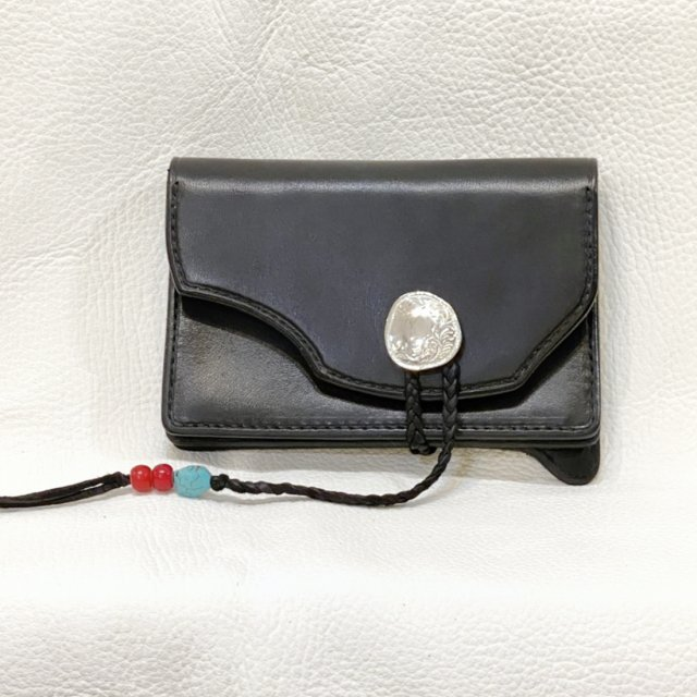 Middle Wallet  2 ( Black )-C210