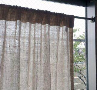 タペストリーカーテン・プレーン