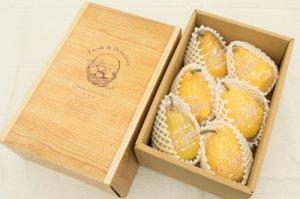ル・レクチェ 秀品【5〜7個】2kg  お年始にも喜ばれています。芳香なかおりと濃厚な甘みの果実