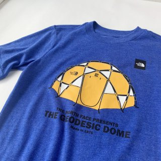【THE NORTH FACE】THE GRODESIC DOME TEE<img class='new_mark_img2' src='//img.shop-pro.jp/img/new/icons14.gif' style='border:none;display:inline;margin:0px;padding:0px;width:auto;' />