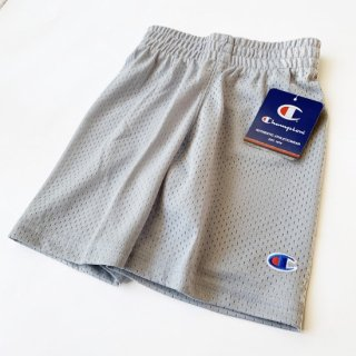 【Champion】Heritage Mesh Shorts/Gray