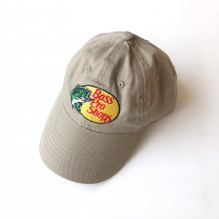 <img class='new_mark_img1' src='//img.shop-pro.jp/img/new/icons55.gif' style='border:none;display:inline;margin:0px;padding:0px;width:auto;' />【Bass Pro Shops】Twill Cap/Youth