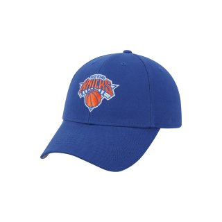 【NBA】Fan Favorite New York Knicks Basic Hat/Unisex
