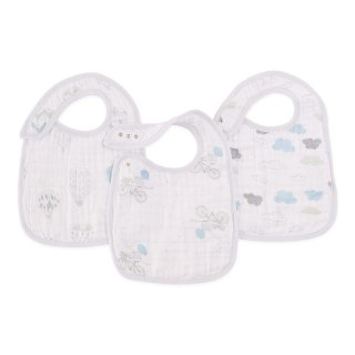 【aden+anais】3pack classic snap bibs<img class='new_mark_img2' src='https://img.shop-pro.jp/img/new/icons14.gif' style='border:none;display:inline;margin:0px;padding:0px;width:auto;' />