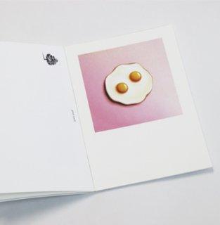 作家サイン入限定15冊 豊田泰弘 Yasuhiro Toyoda Postcard book「日々のとなりに」