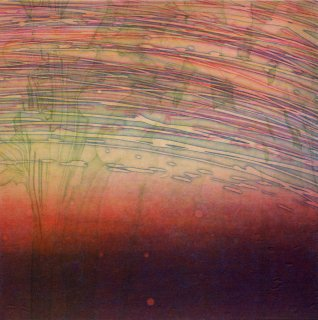 佐藤 賀奈子 銅版画「twilight -invigorate-」サイン入り