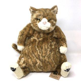 ムッシュ cuddly(カドリー) 猫のぬいぐるみ