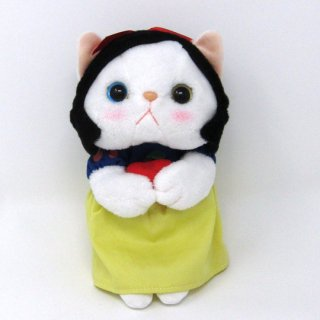 猫のぬいぐるみ chocho(チューチュー)本舗 白雪姫S