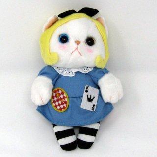猫のぬいぐるみ chocho(チューチュー)本舗 アリスS
