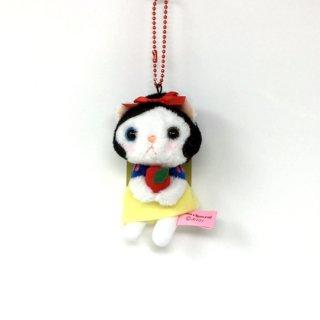 猫のぬいぐるみ chocho(チューチュー)本舗 白雪姫マスコット